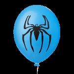 Aranha Azul Celeste