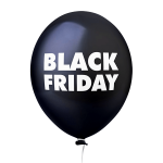 Black Friday Preto