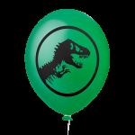 Dinossauro Verde Bandeira