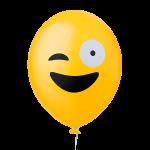 Emoticons 1 Amarelo