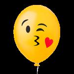 Emoticons 2 Amarelo