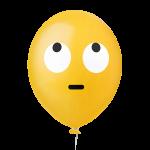 Emoticons 3 Amarelo