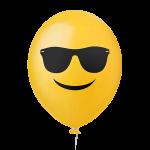 Emoticons 4 Amarelo