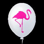 Flamingo Branco