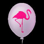 Flamingo Rosa Bebê