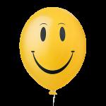 Happy Face Amarelo