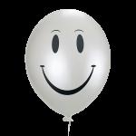 Happy Face Branco