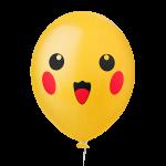 Happy Poke Amarelo