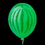 Tropical Melancia Verde Bandeira