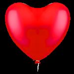 Vermelho Paixão Coração